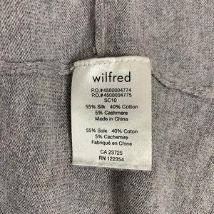 Aritzia Sweaters - Aritzia Wilfred Flaubert Cardigan